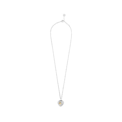 Highlight Heart- Star Shape Necklace
