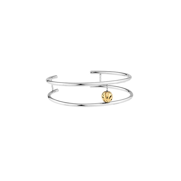 Georgium Sidus Planet path Shape Bangle