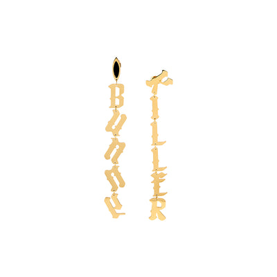 BLACKHEAD Jewelry Drop earrings