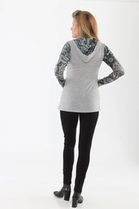 Frankie Sweater Knit Top