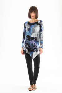 Greta Long Sleeve Tunic