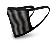 Load image into Gallery viewer, Single Stripe Face Mask - Reusable & Washable - Antimicrobial Finish - USA Made