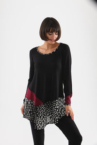 Vera Sweater Knit Tunic