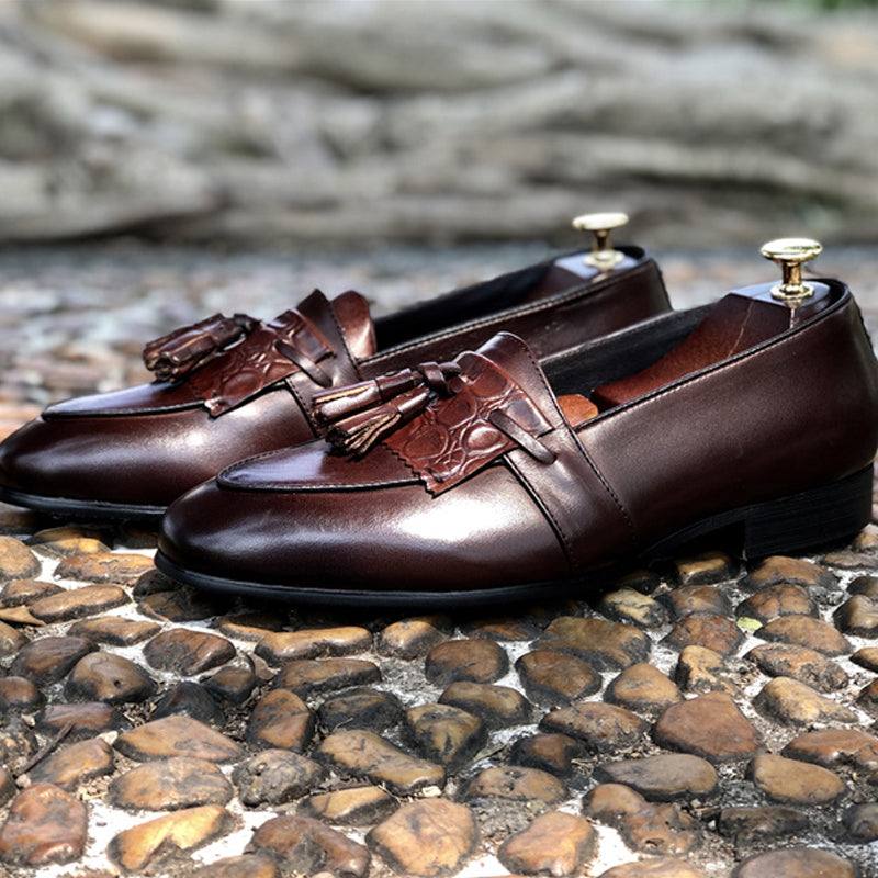 Men's Vintage Casual Leather Shoes