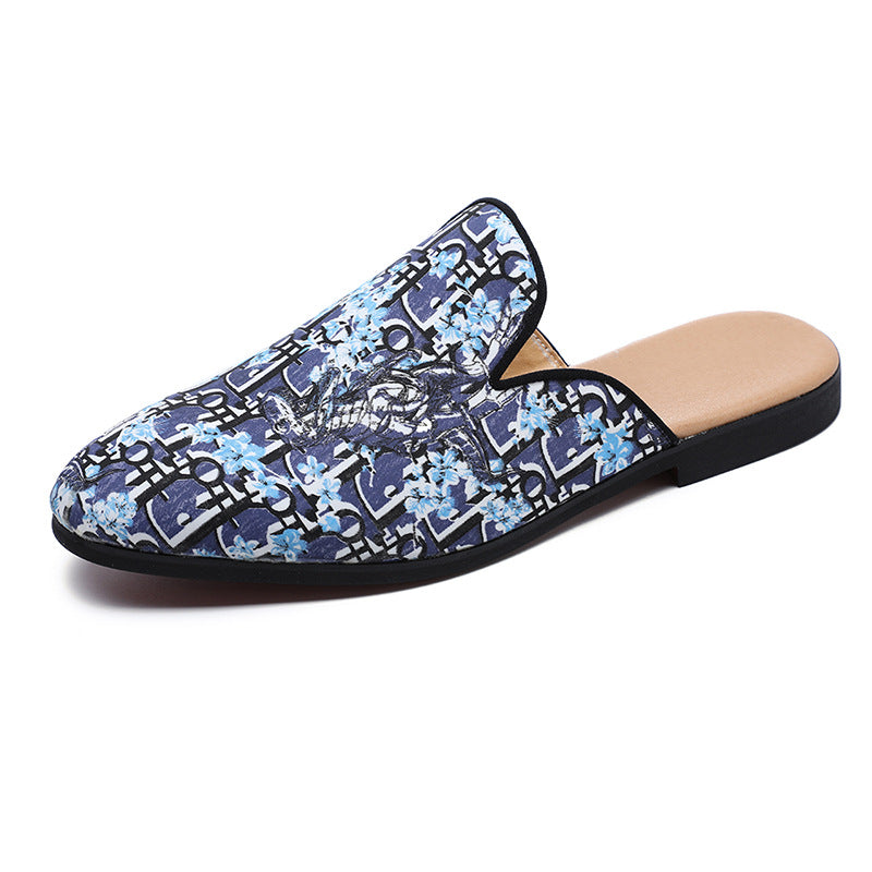 Men Printed Casual Sandals