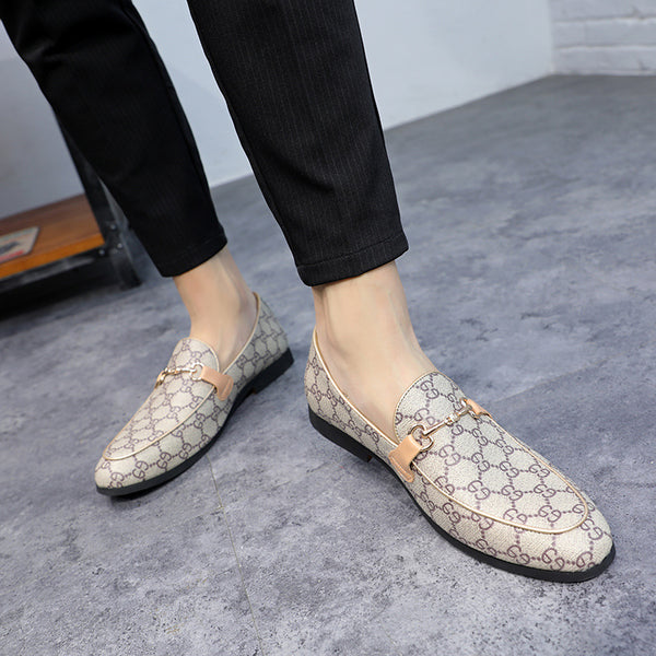 Men's Printed Casual Shoes