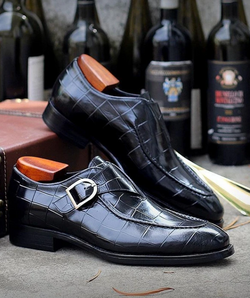British Cow Leather Dress shoes