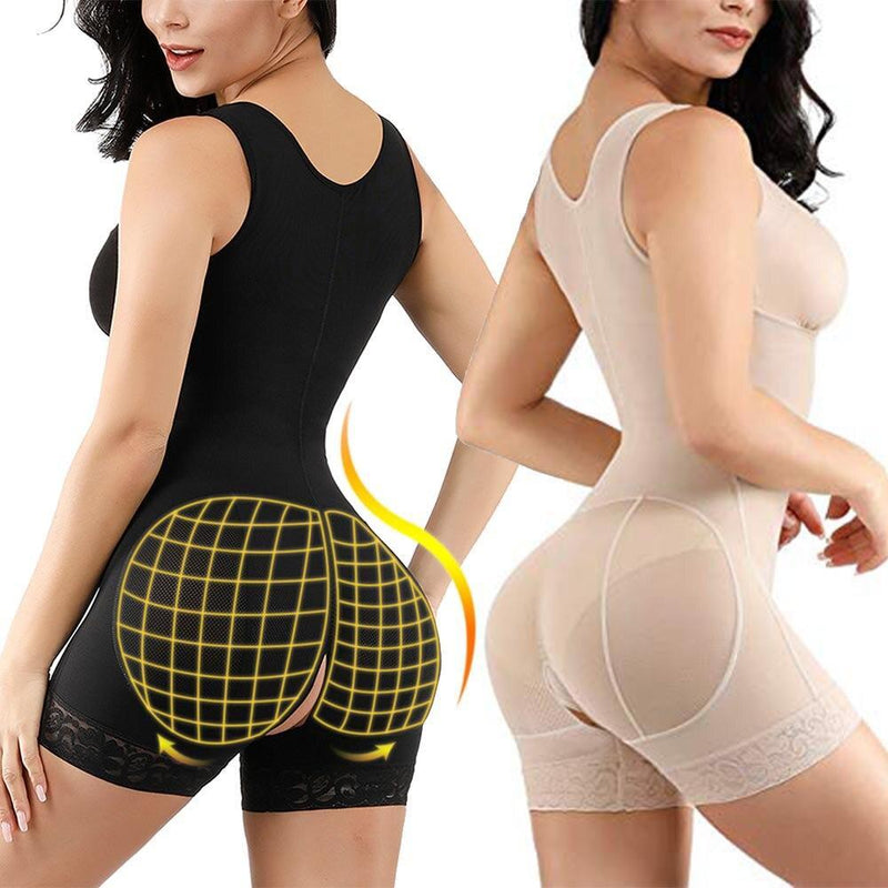 Full Body Shaper Modeling Belt Postpartum Recovery Waist Trainer