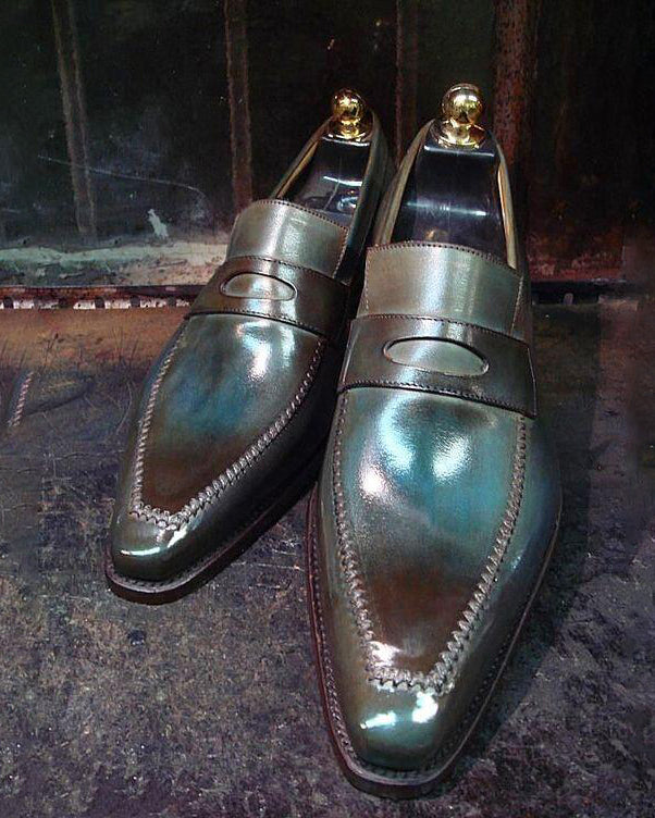 Business formal wild fashion men's shoes