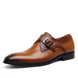 New formal men's casual business shoes