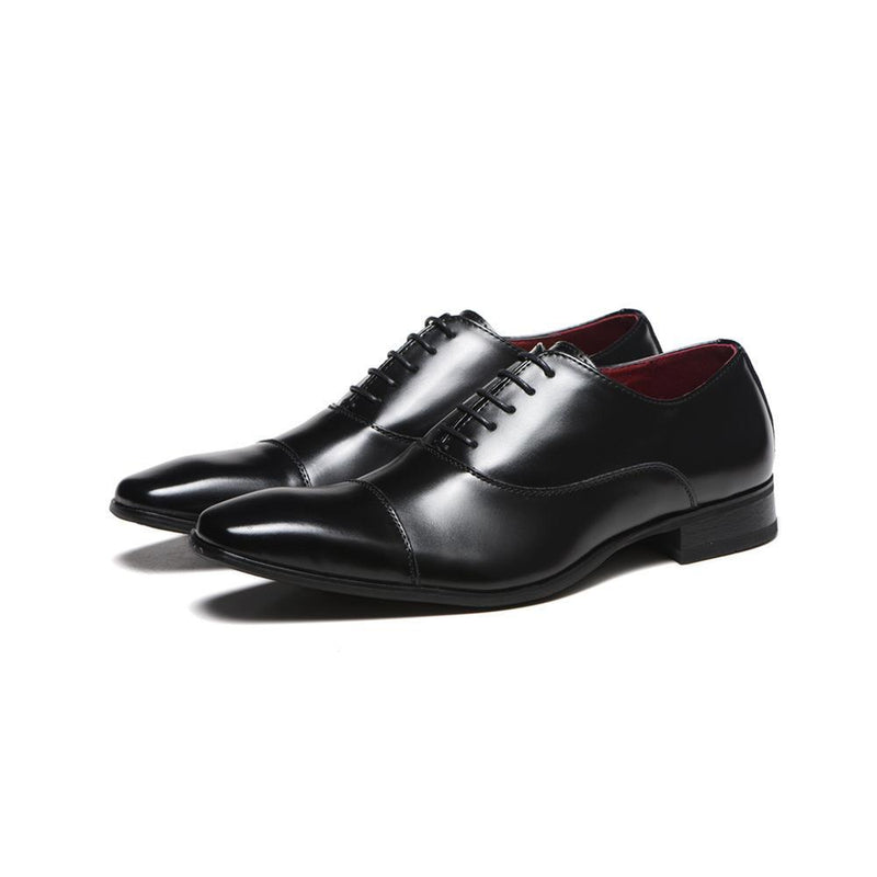 Japanese Style Leather Men Dress Shoes