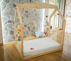 Lettino Montessori Home Naturale