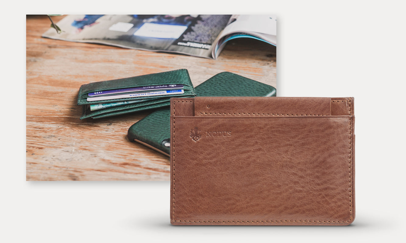 His & Hers Compact Wallet