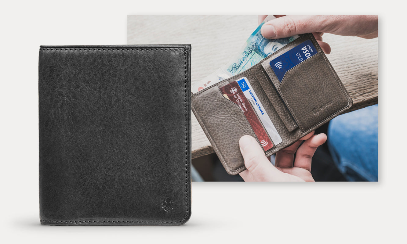 His & Hers Hifold Wallet
