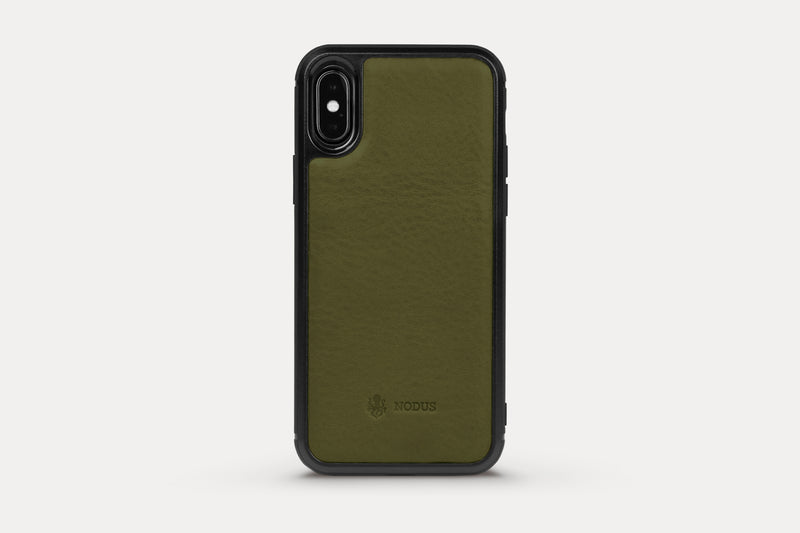 Olive Green / iPhone XS Max
