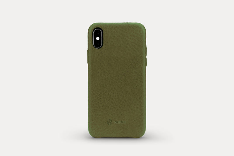 Olive Green / iPhone XS/X