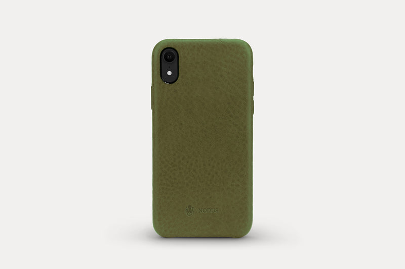 Olive Green / iPhone XR