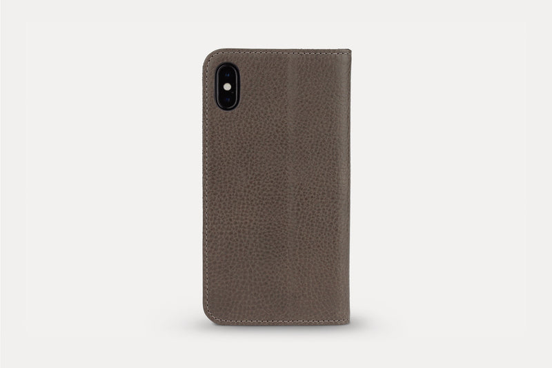 Taupe Grey / iPhone XS/X