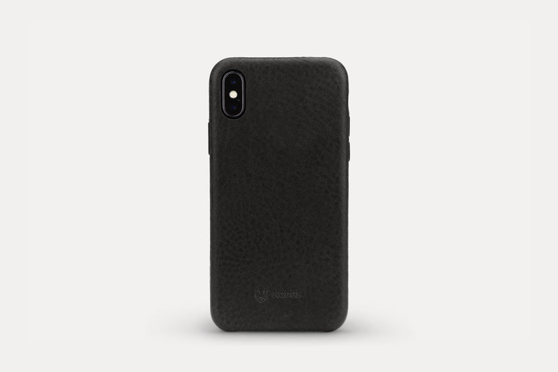 Ebony Black / iPhone XS/X