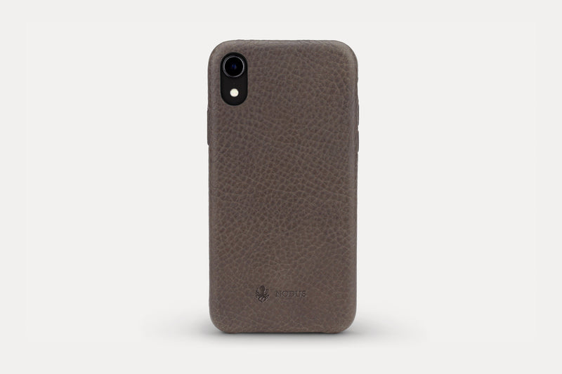 Taupe Grey / iPhone XR