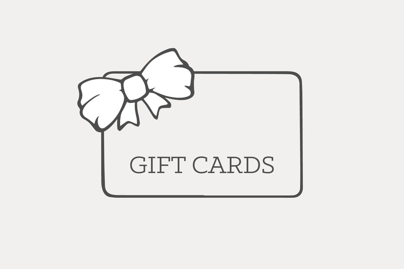 Give A Gift Card - Let Them Choose