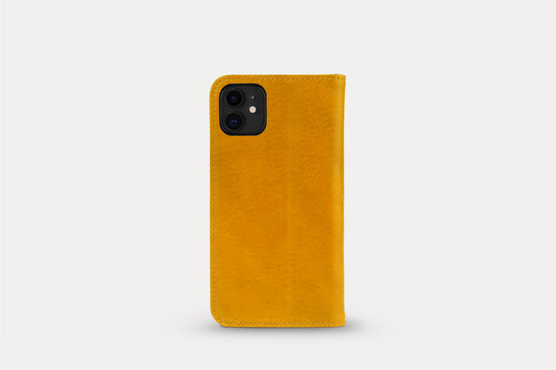 Saffron Yellow / iPhone 11 mini