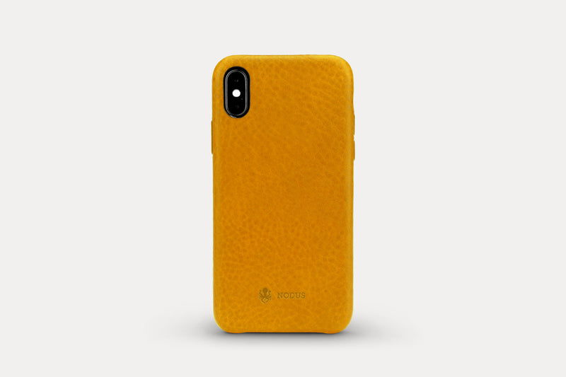 Saffron Yellow / iPhone XS/X