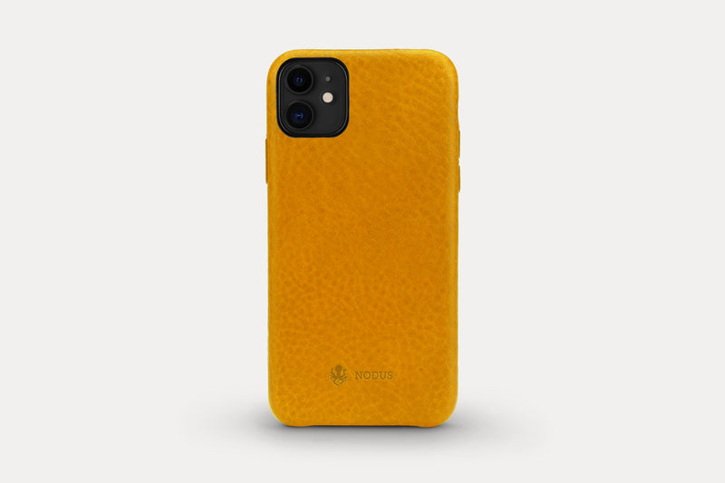 Saffron Yellow / iPhone 11