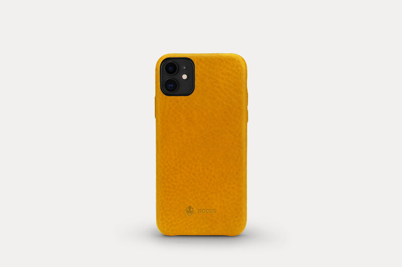 Saffron Yellow / iPhone 12 mini