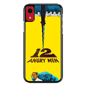 12 Angry Men Movie B0461 iPhone XR Cover Cases