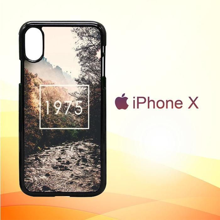1975 Cover Band E0875 iPhone X | iPhone XS Premium Cover Cases
