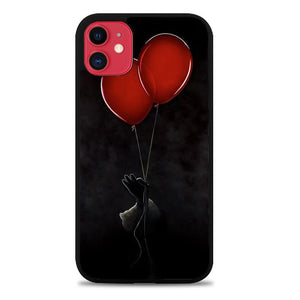 2 Ballons FF0155 iPhone 11 Cover Cases
