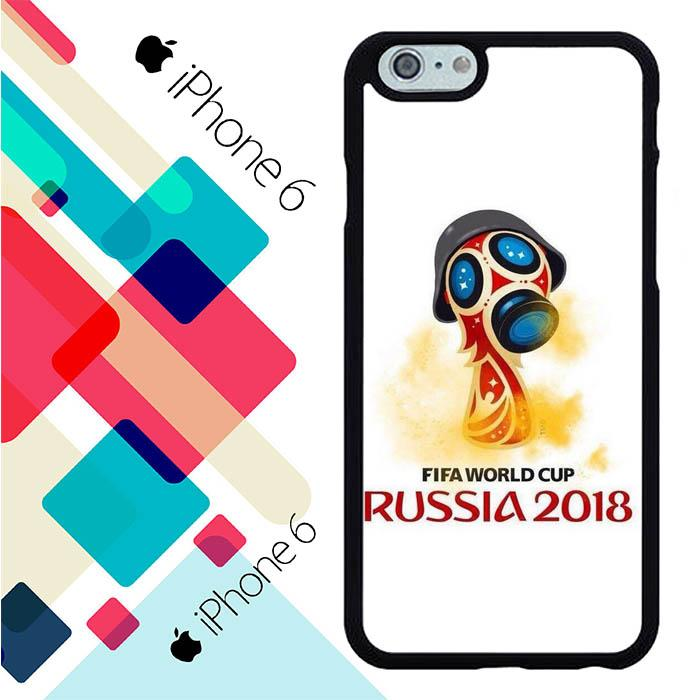 2018 Fifa World cup russia iPhone 6 | 6S Cover Cases