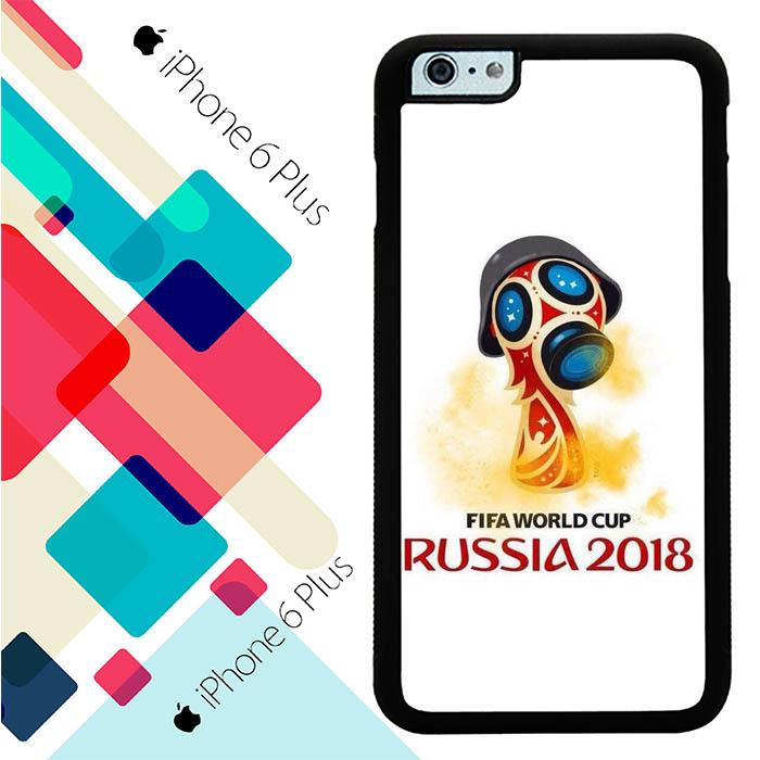 2018 Fifa World cup russia iPhone 6 Plus Cover Cases