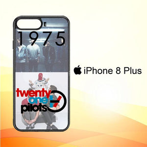 21pilots and the D0021 iPhone 8 Plus Cover Cases