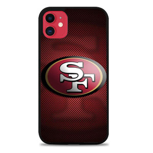 49ers logo X4360 iPhone 11 Case