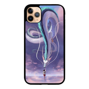 A fanart of Spirit Away O7095 iPhone 11 Pro Max Cover Cases
