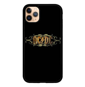 ACDC Band AC DC L2379 iPhone 11 Pro Case