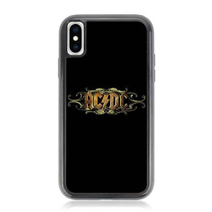 ACDC Band AC DC L2379 iPhone XS Max Case