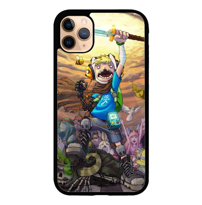 ADBENTURE TIME WAR B0140 iPhone 11 Pro Cover Cases