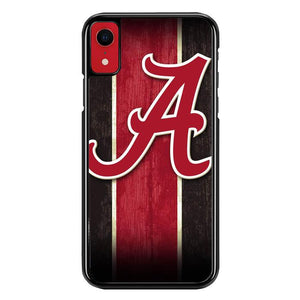 ALABAMA RED LOGO B0243 iPhone XR Cover Cases