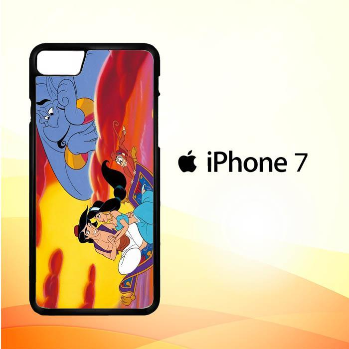 ALADDIN AND JASMINE 5 V0594 iPhone 7 Cover Cases
