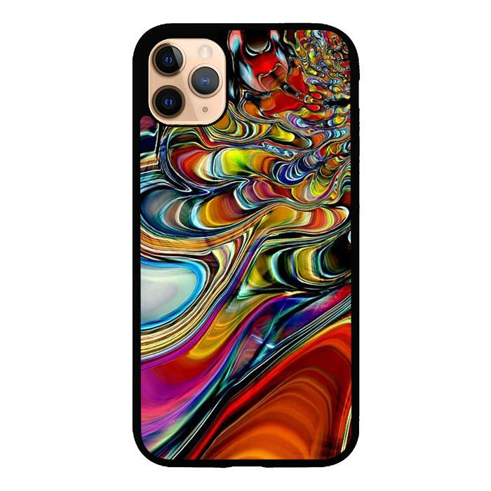 Abalone Mosaic Structure E1815 iPhone 11 Pro Max Cover Cases