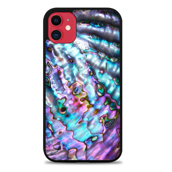Abalone Texture X8586 iPhone 11 Case
