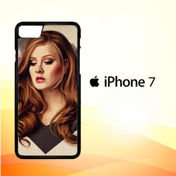 Adele Beautiful Y1152 iPhone 7 Cover Cases