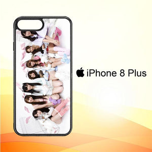 Akb48 Pink WALLPAPER Y0433 iPhone 8 Plus Cover Cases
