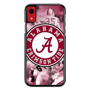 Alabama Football X9975 iPhone XR Cover Cases