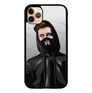 Alan Walker Art P1318 iPhone 11 Pro Cover Cases