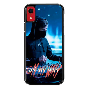 Alan Walker On May Way L2965 iPhone XR Cover Cases