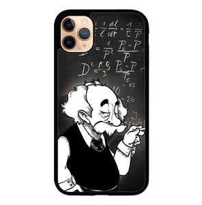 Albert Einsten S0541 iPhone 11 Pro Case